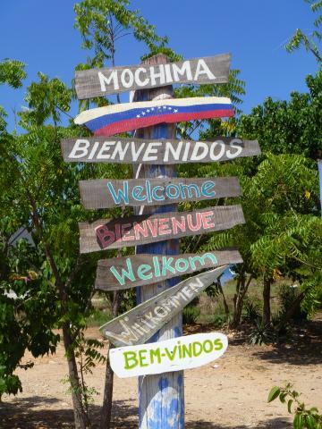 Mochima sign